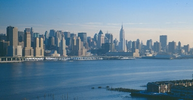 The Hudson Estuary at NYC