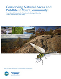 The cover of Conserving Natural Areas and Wildlife in Your Community