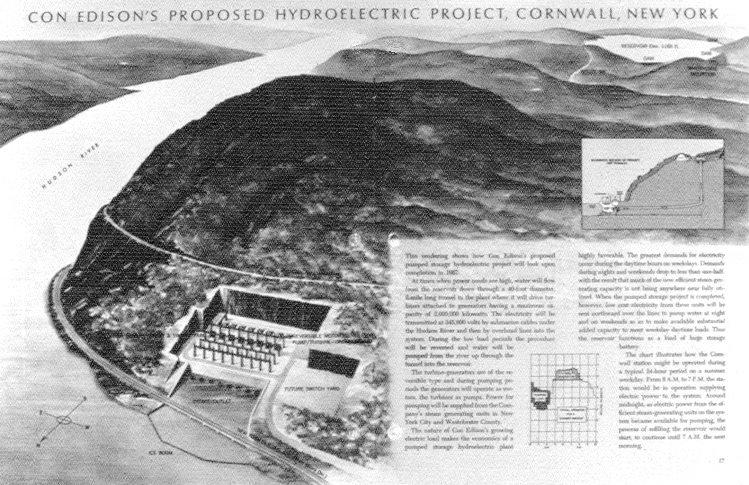 Proposed Storm King power plant