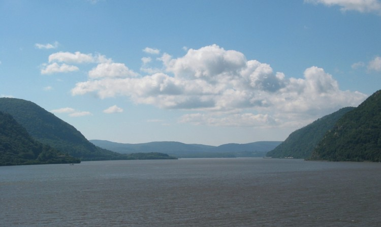 Northern gate of Hudson Highlands