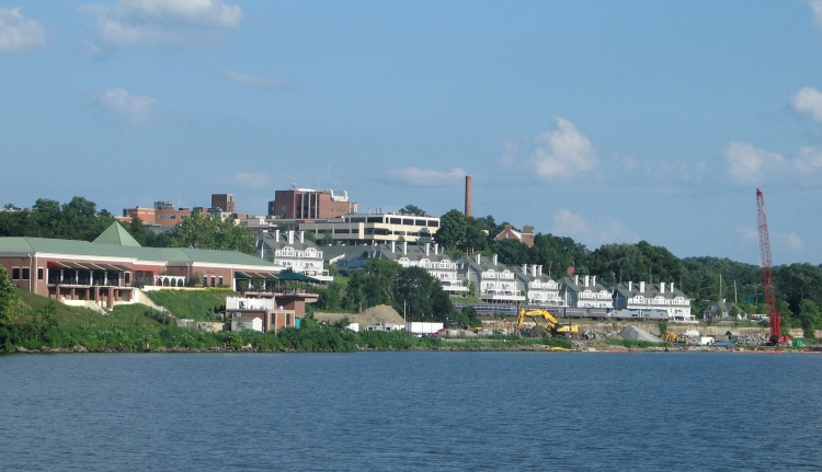 City of Poughkeepsie waterfront