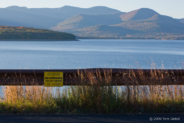 Picture of Ashokan reservoir