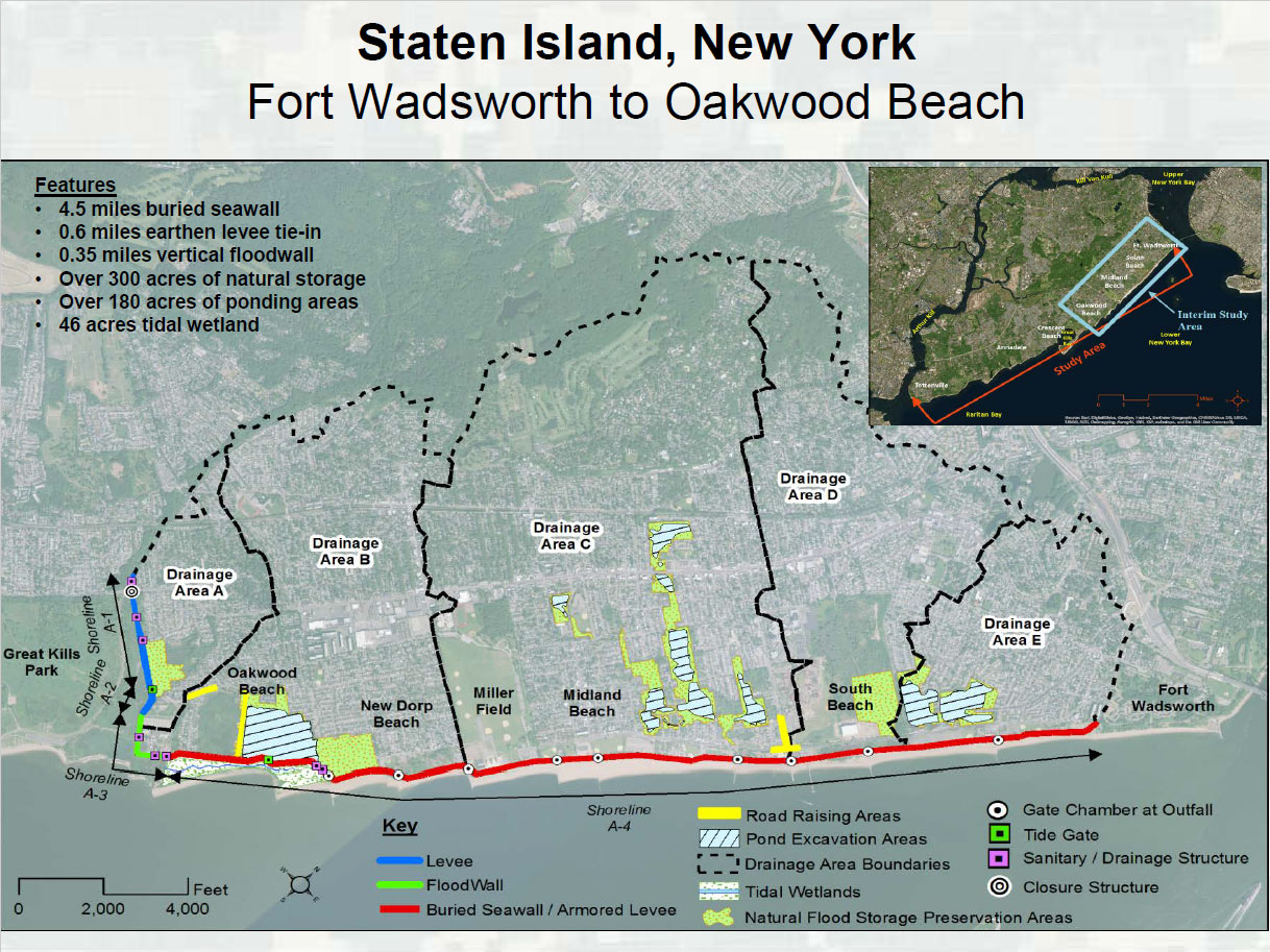 South Shore Staten Island Coastal Storm Risk Management Project