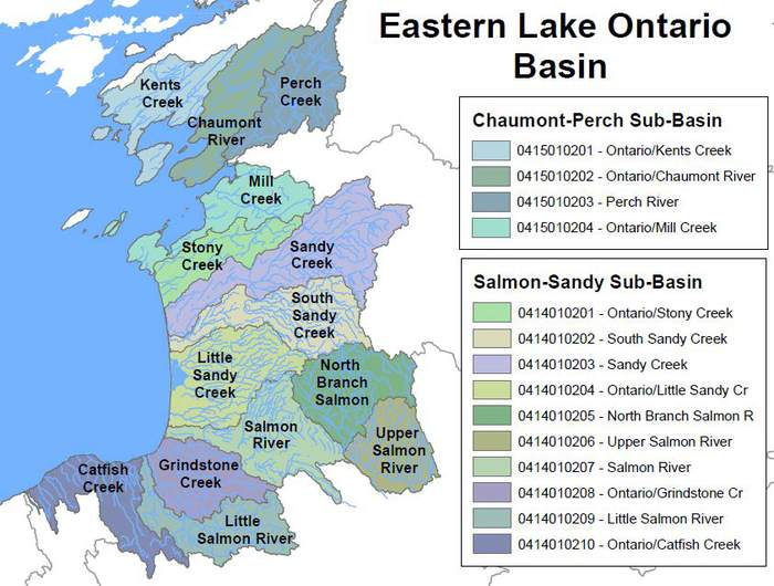 Eastern Lake Ontario Basin