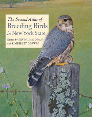 Cover: The Second Atlas of Breeding Birds in New York State