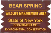 bear spring mountain game management area
