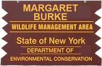 Margaret Burke Brown Sign