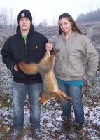 Successful Junior Trappers, Fall 2009, Greene County
