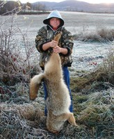 Successful Junior Trapper, Trapping Season 2008, Washington County