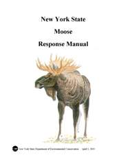 NYS Moose Response Manual