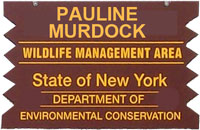 Pauline Murdock Brown Sign