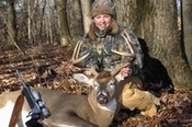 Columbia County buck 2008