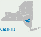 Page applies to Catskills region