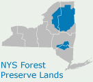 Page applies to NYS Forest Preserve Lands